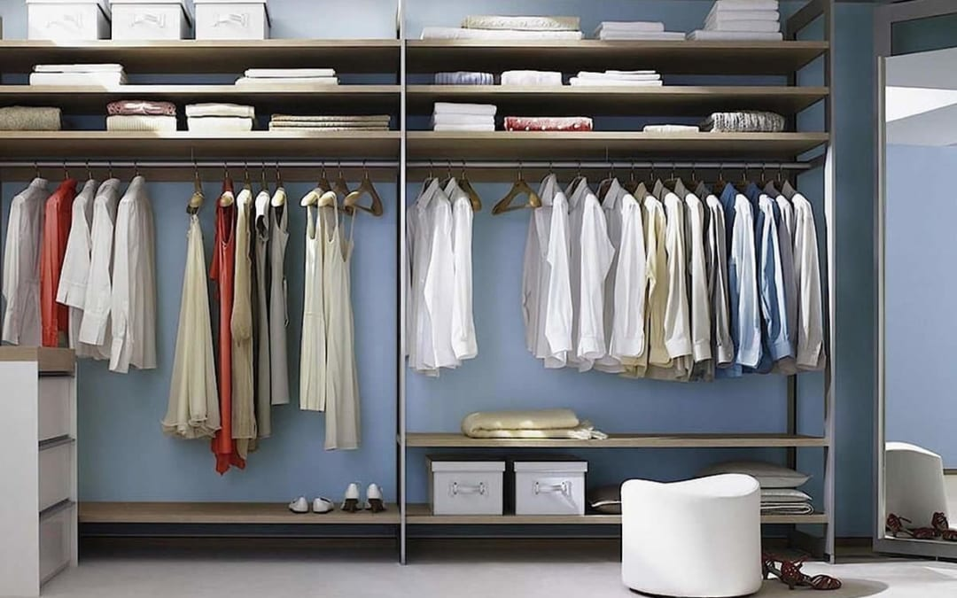 How To Declutter Your Wardrobe For 2021