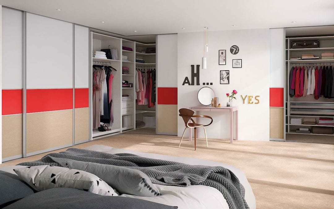 Maximise Space With Small Bedroom Storage Solutions