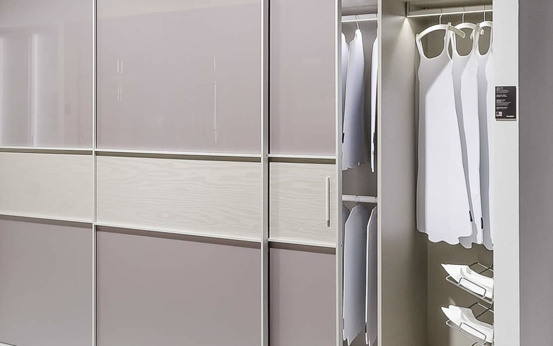 How To Update Old Built-In Wardrobes